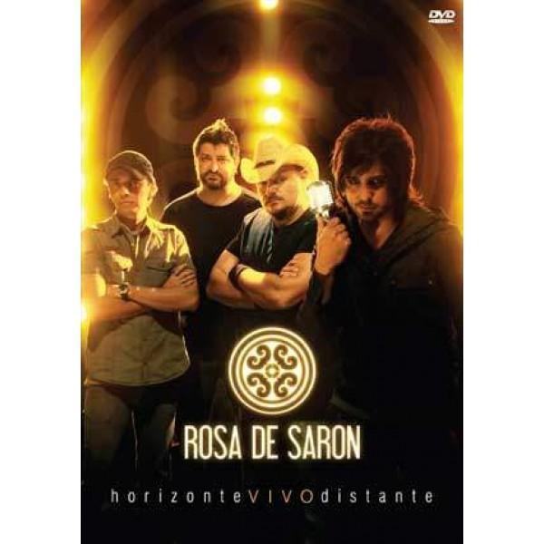 DVD Rosa de Saron - Horizonte Vivo Distante