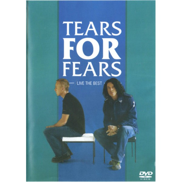 DVD Tears For Fears - Live The Best