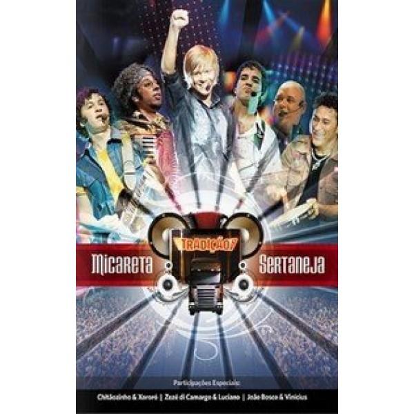 DVD Tradição - Micareta Sertaneja