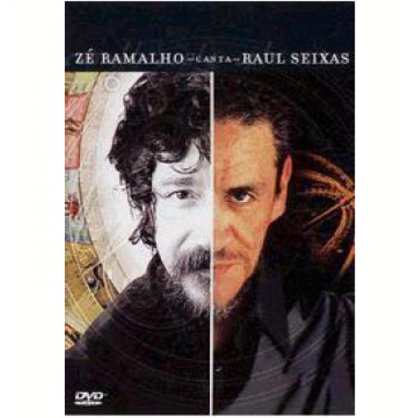 DVD Zé Ramalho - Canta Raul Seixas