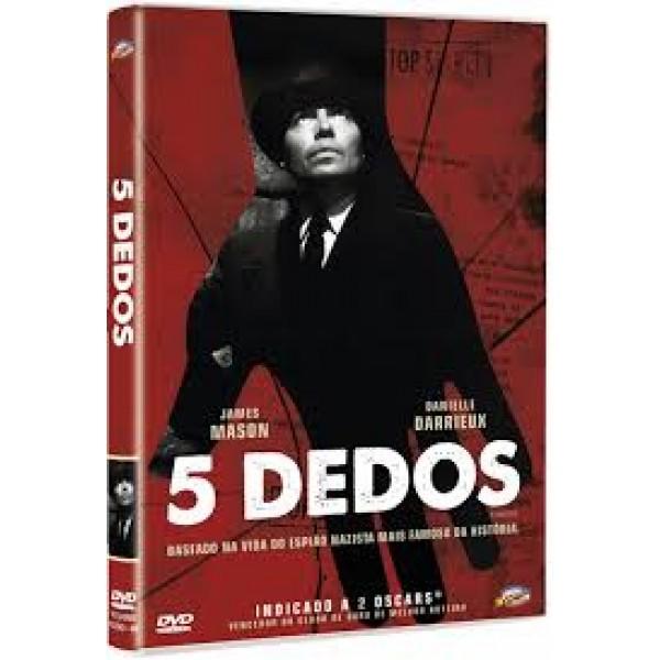 DVD 5 Dedos