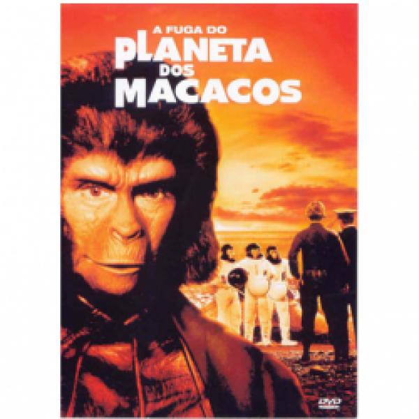 DVD A Fuga do Planeta dos Macacos