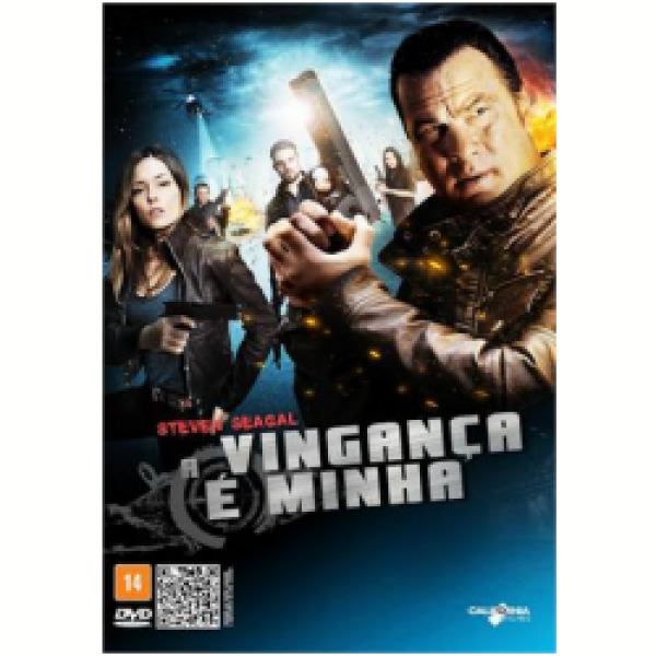 DVD A Vingança é Minha