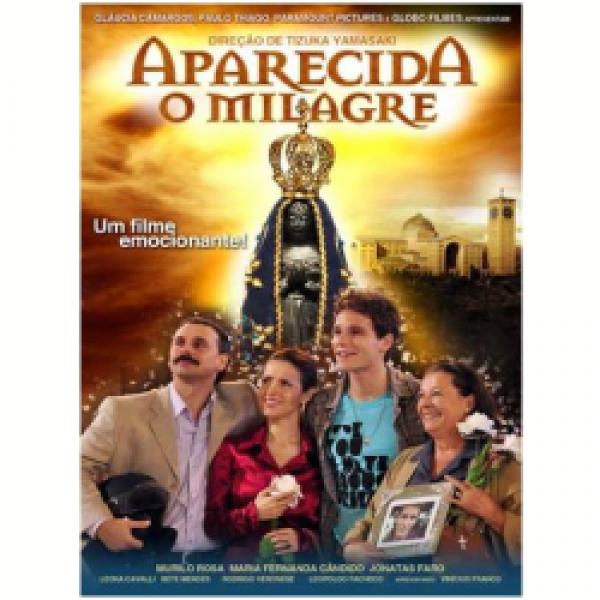 DVD Aparecida - O Milagre