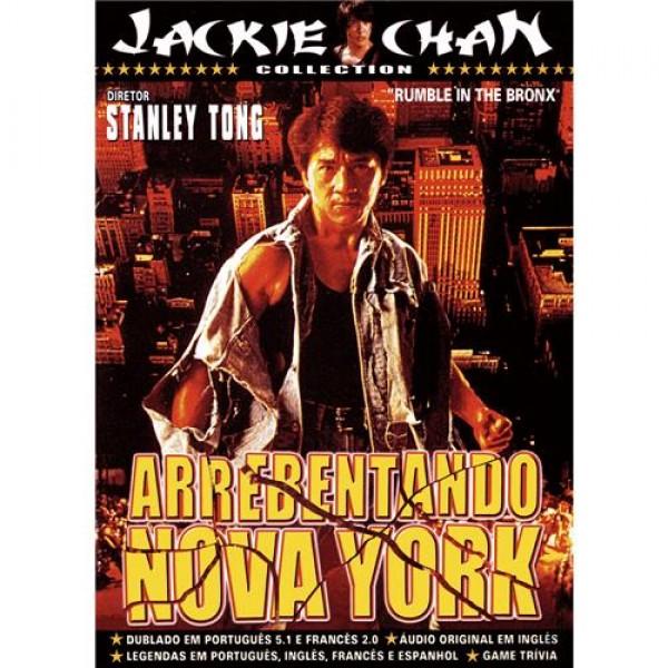 DVD Arrebentando Nova York