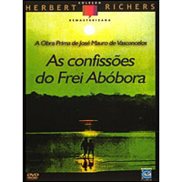 DVD As Confissões de Frei Abóbora