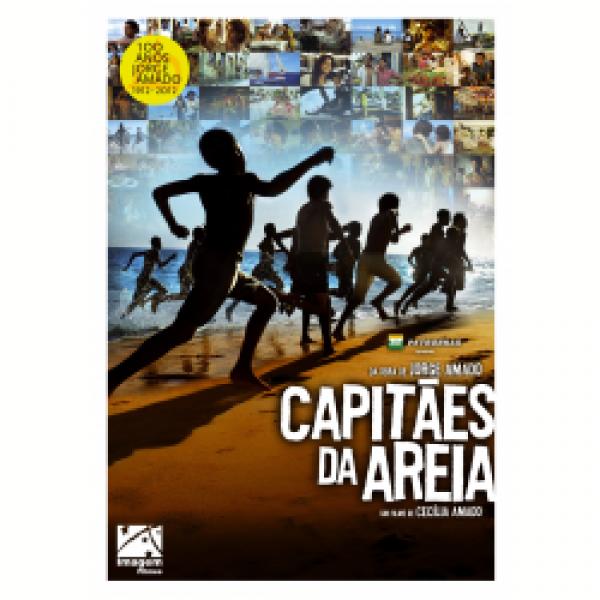 DVD Capitães da Areia