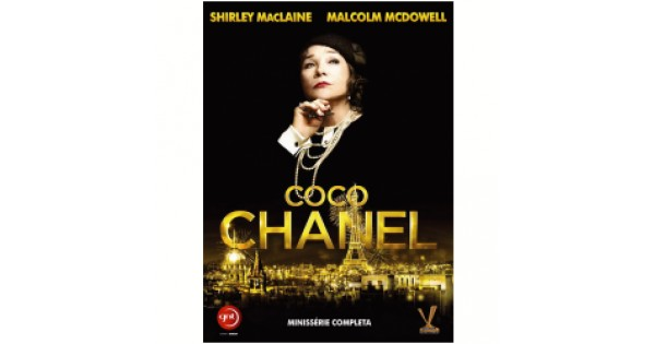 DVD Coco Chanel - Minisserie Completa (2 DVD's), Merci Disco