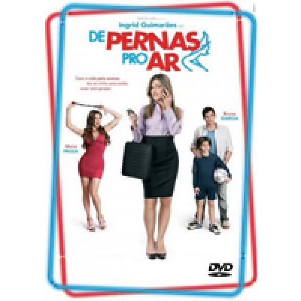 DVD De Pernas Pro Ar