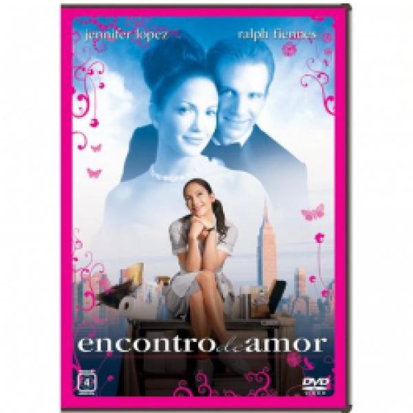 DVD Encontro de Amor