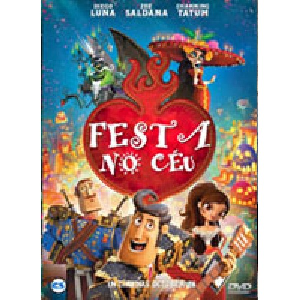 DVD Festa No Céu