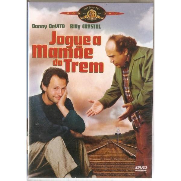 DVD Jogue a Mamãe do Trem