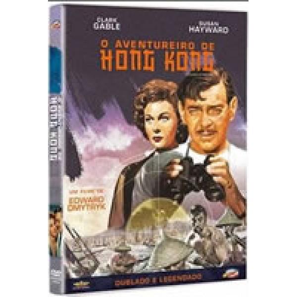 DVD O Aventureiro Hong Kong