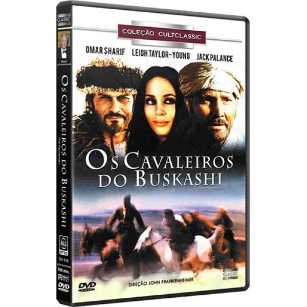 DVD Os Cavaleiros de Buskashi