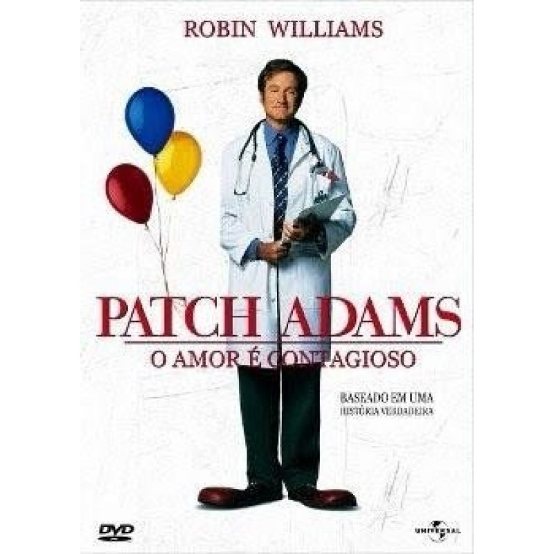 patch adams o amor e contagioso