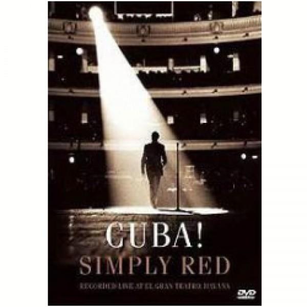 DVD Simply Red - Cuba!