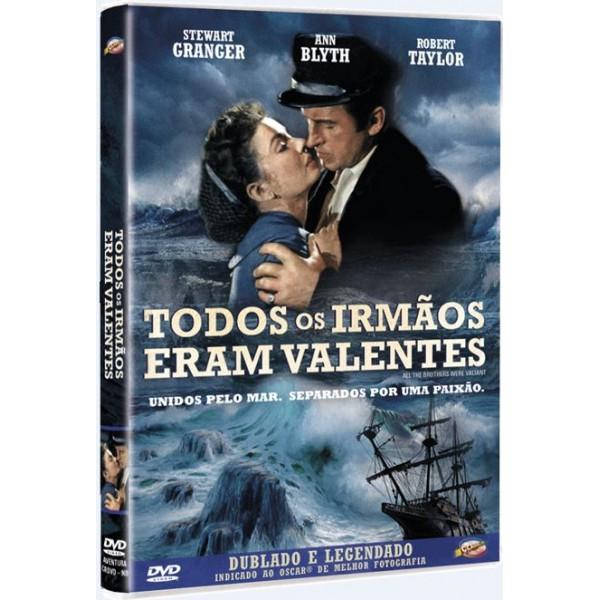 DVD Todos os Irmãos Eram Valentes