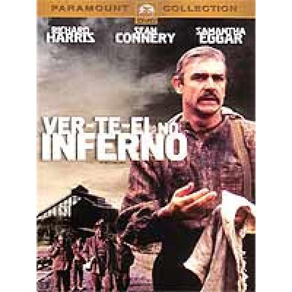 DVD Ver-Te-Ei no Inferno