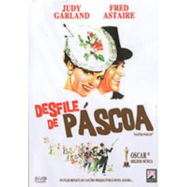 DVD Desfile de Páscoa