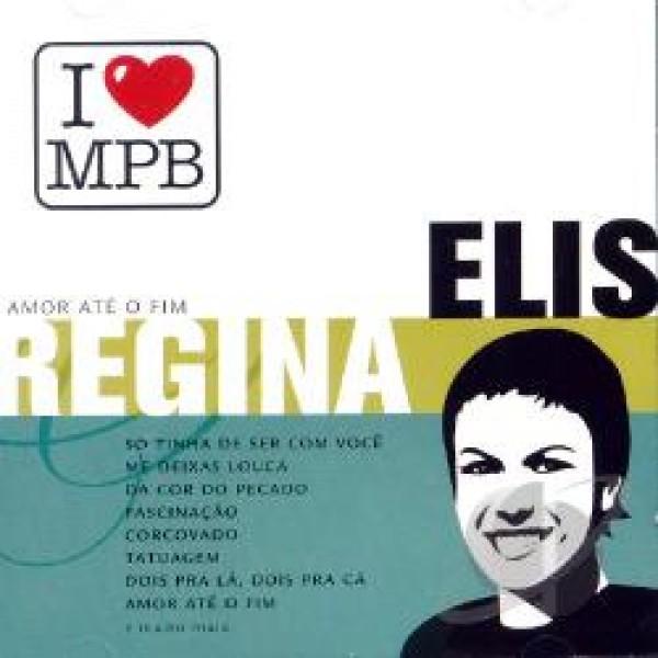 CD Elis Regina - I Love MPB