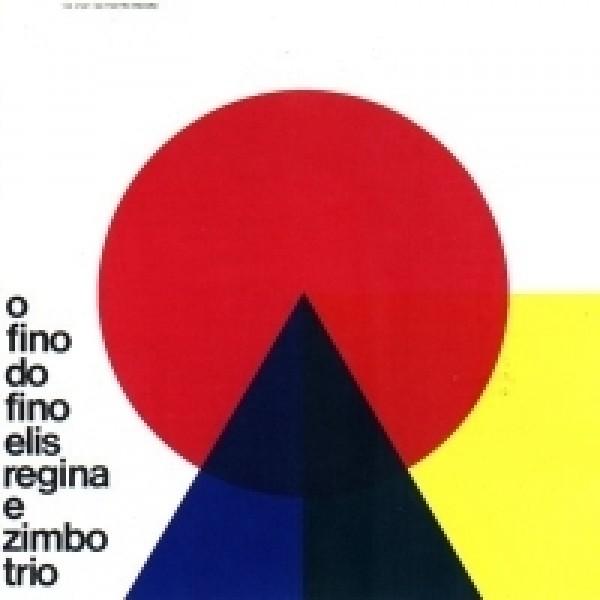 CD Elis Regina e Zimbo Trio - O Fino do Fino
