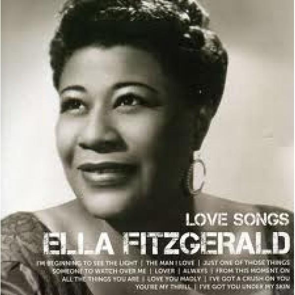 CD Ella Fitzgerald - Love Songs: Icon