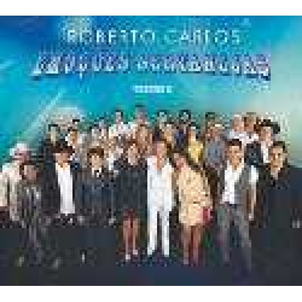 CD Roberto Carlos - Emoções Sertanejas Vol.2 ( Digipack )