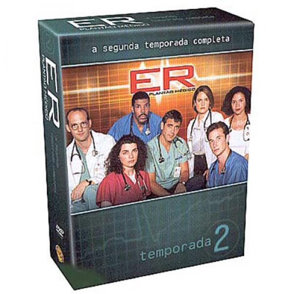 Box E.R. - Plantão Médico - A Segunda Temporada Completa (7 DVD's)