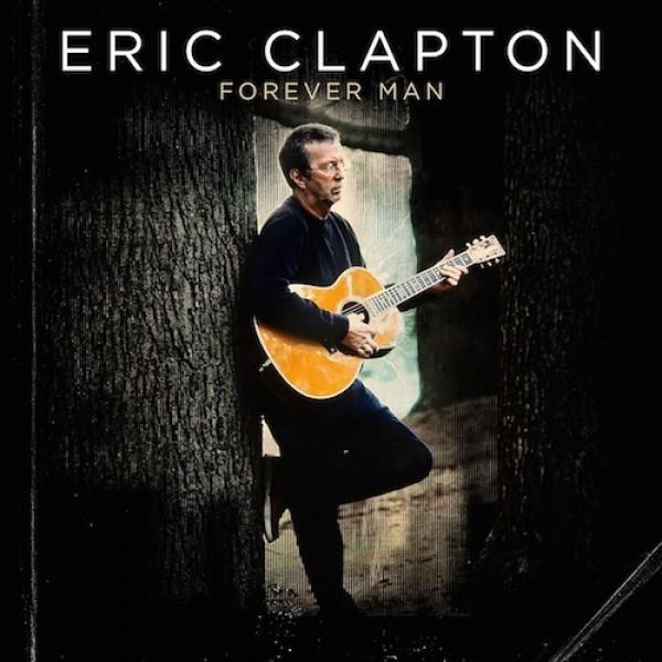 CD Eric Clapton - Forever Man (DUPLO)
