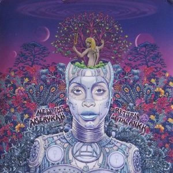 CD Erykah Badu - New Amerykah: Part Two - Return Of The Ankh