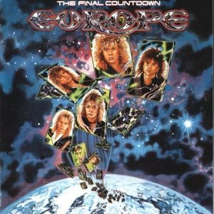 CD Europe - The Final Countdown (IMPORTADO)