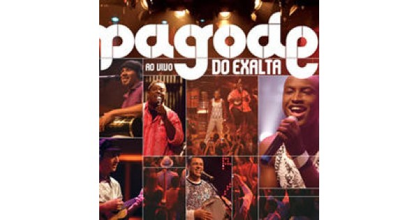 cd do exaltasamba pagode do exalta
