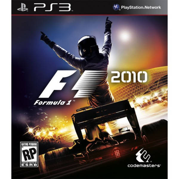 Game PS3 - F1 2010