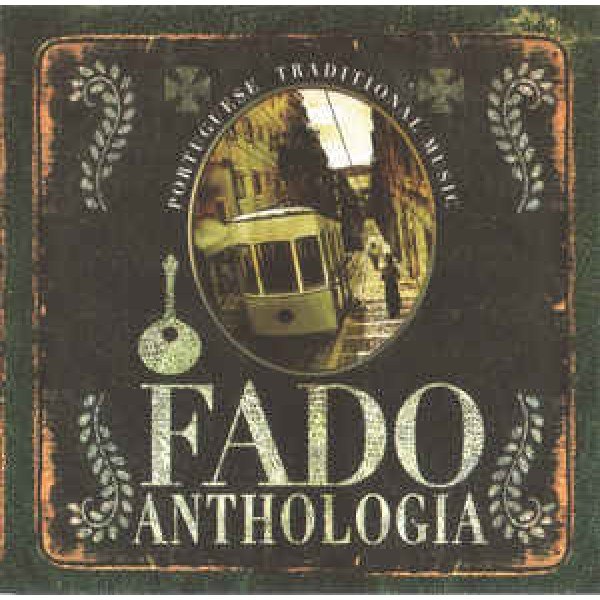 CD Fado: Anthologia (IMPORTADO)