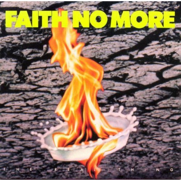 CD Faith No More - The Real Thing
