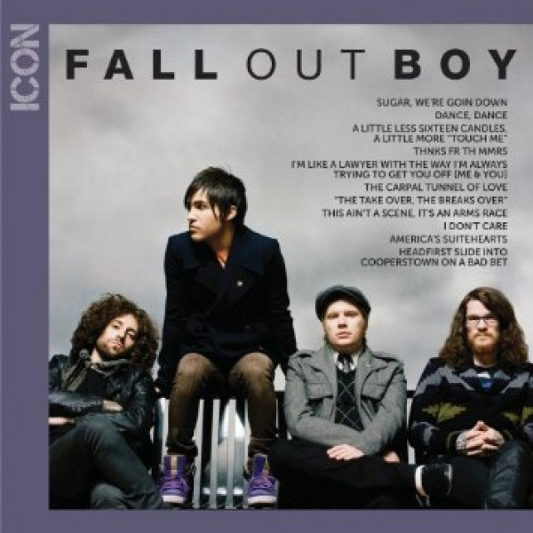 CD Fall Out Boy - Icon