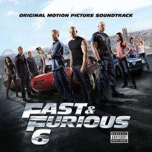 CD Fast & Furious 6 - Original Motion Picture Soundtrack (IMPORTADO)