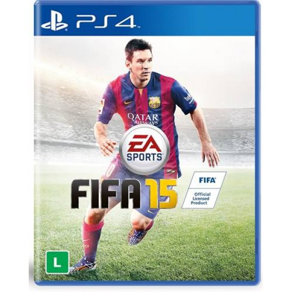 Game PS4 - Fifa 15
