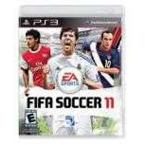Game PS3 - Fifa Soccer 11