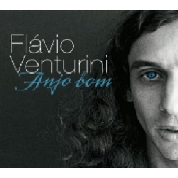 CD Flávio Venturini - Anjo Bom