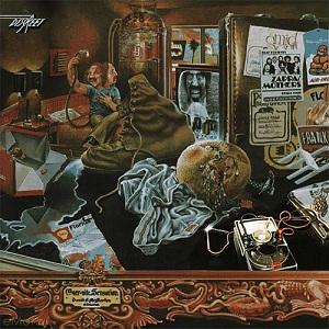 CD Frank Zappa - Over-Nite Sensation (IMPORTADO)