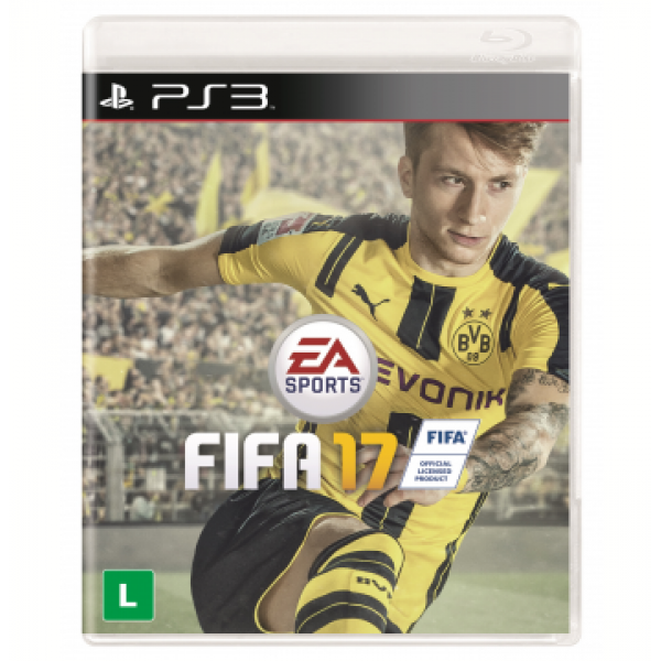 Game PS3 - Fifa 17
