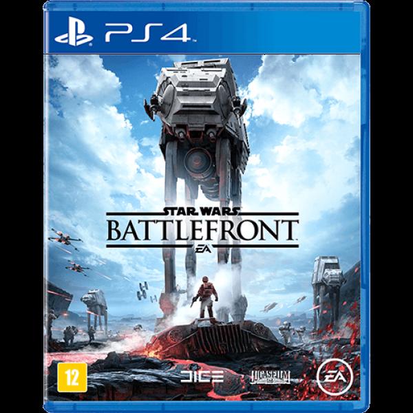 Game PS4 - Star Wars Battlefront