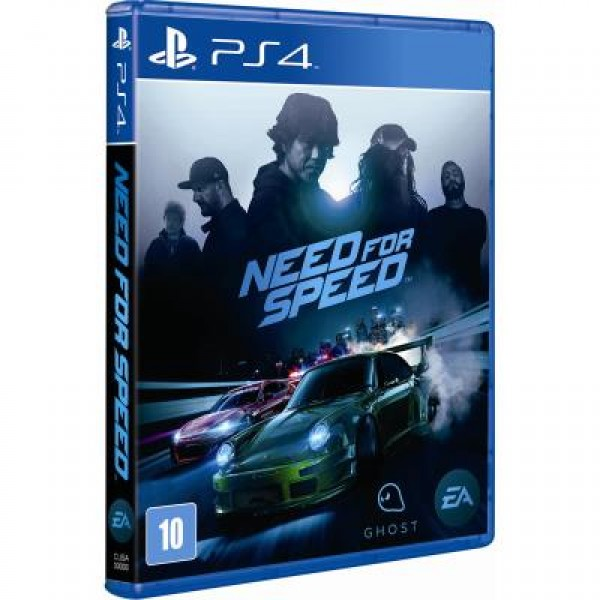 Game PS4 - Need For Speed