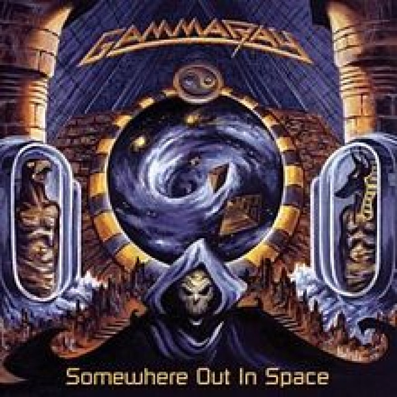 64ca0ce68aa99c CD Gamma Ray - Somewhere Out In Space (IMPORTADO), Merci Disco