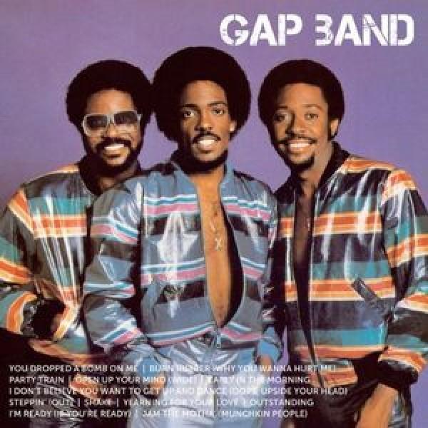 CD Gap Band - Icon