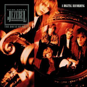 CD Gene Loves Jezebel - The House Of Dolls