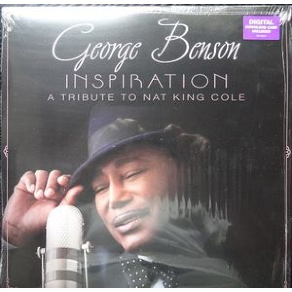 LP George Benson - Inspiration - A Tribute To Nat King Cole (IMPORTADO)
