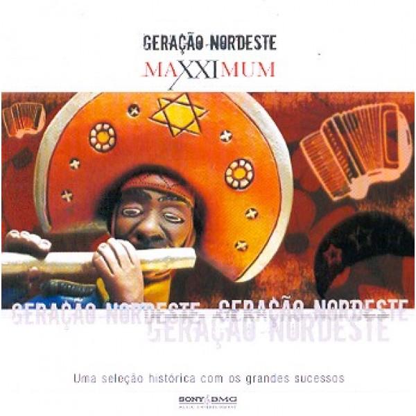 CD Geração Nordeste - Maxximum