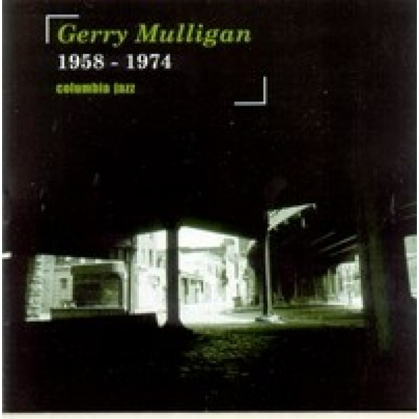 CD Gerry Mulligan - 1958-1974